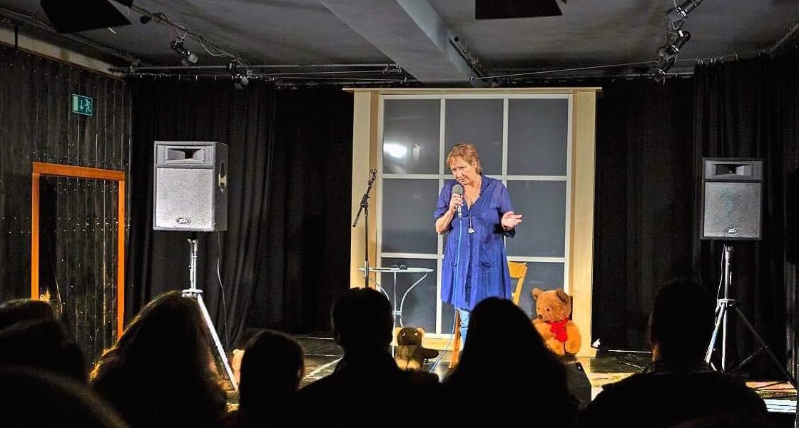 """Solo für Seele"" - on stage"